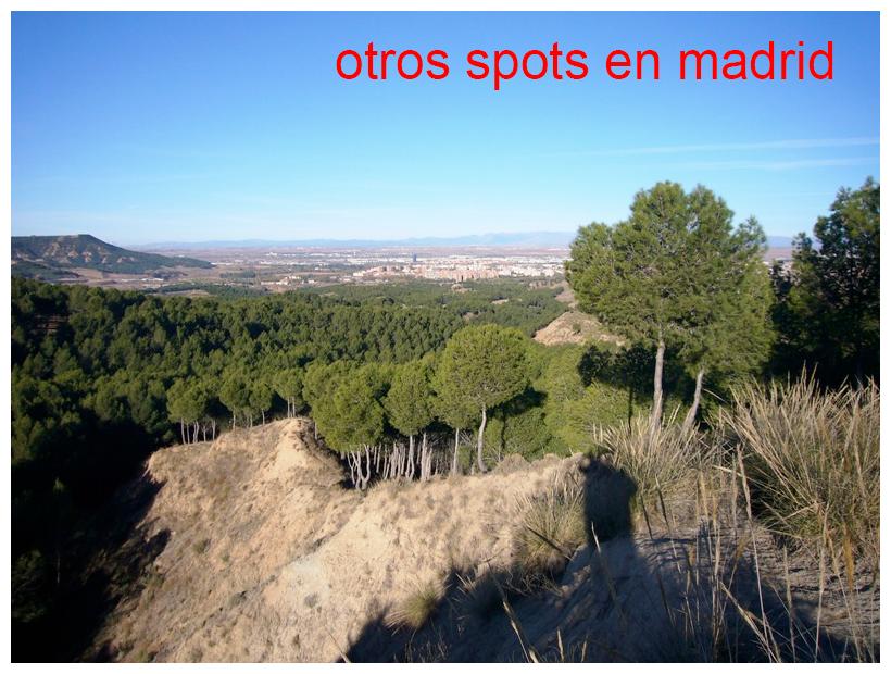 Otros Spots en Madrid